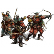 Zombicide: Black Plague - Deadeye Walkers - Multilingual