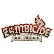 Zombicide: Black Plague - Deck Holders Set