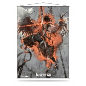 UP - Wall Scroll - Force of Will - Dark Arla, the Shadow Wing