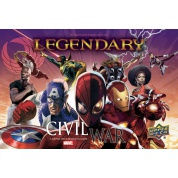 Legendary: A Marvel Deck Building Game - Civil War Expansion - EN