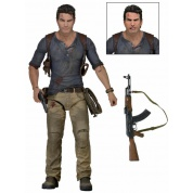 Uncharted 4 A Thief's End - Nathan Drake Ultimate Action Figure 18cm