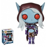 Funko POP! World Of Warcraft Series 2 - Lady Sylvanas Vinyl Figure 10cm (Slightly damaged box)