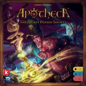 Apotheca: The Secret Potion Society - EN