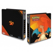 "UP - 2""Album - Pokemon - Charizard (Slightly damaged)"