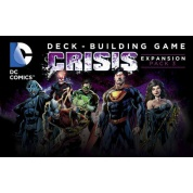 DC Comics Deck Building Game: Crisis Expansion (Pack 3) - EN