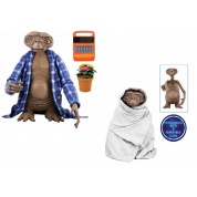 Steven Spielbergs E.T. The Extra-Terrestial 5-inch action figures series Assortment (8)