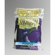Dragon Shield Standard Sleeves - Purple (50 Sleeves)