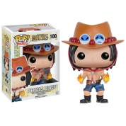 Funko POP! Animation - One Piece: Portgas D. Ace - Vinyl Figur 10cm