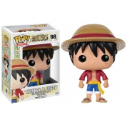 Funko POP! Animation - One Piece: Luffy - Vinyl Figur 10cm