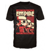 Funko POP! Tees - Star Wars: Empire Stormtrooper (S)