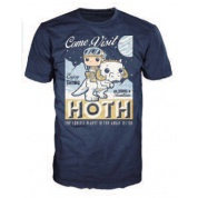 Funko POP! Tees - Star Wars: Visit Hoth (S)
