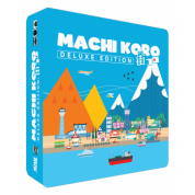 Machi Koro - Deluxe Edition EN (Slightly damaged box)