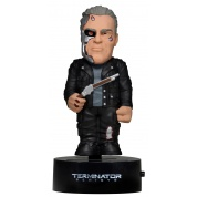 Terminator Genisys - T-800 Solar Powered Body Knocker 15cm Bobble Head