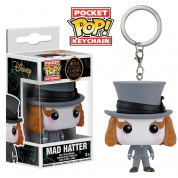 Funko Pocket POP! Disney Keychain - Alice through the Looking Glass: Mad Hatter - Vinyl Figure 4cm