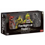 Funko Vinyl - Five Nights at Freddy's: Action Figure Boxed Set 1 (4) Mini Figures 5cm