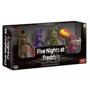 Funko Games - Five Nights at Freddy's: Four Action Figure Set 2 - Vinyl Figures 5cm