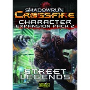 Shadowrun: Crossfire Character Expansion Pack 2 - Street Legends - EN
