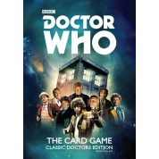 Doctor Who: The Card Game – Classic Doctors Edition - EN